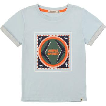 Oblačila Dečki Majice s kratkimi rokavi Billieblush / Billybandit NOLVIO Modra