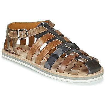 Čevlji  Moški Sandali & Odprti čevlji Melvin & Hamilton SAM-3 Siva