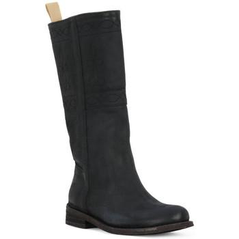 Čevlji  Ženske Mestni škornji    Felmini BLACK CRONO Nero