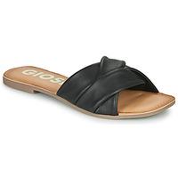 Čevlji  Ženske Natikači Gioseppo JUNIUS Črna
