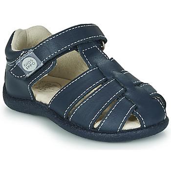 Čevlji  Dečki Sandali & Odprti čevlji Gioseppo LUINO Modra