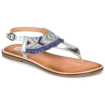 Čevlji  Deklice Sandali & Odprti čevlji Gioseppo BERMUDAS Modra / Bela