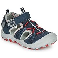 Čevlji  Dečki Športni sandali Gioseppo MAZATLAN Rdeča