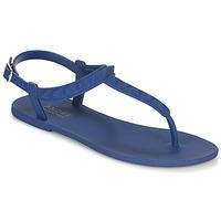 Čevlji  Ženske Sandali & Odprti čevlji André HADEWIG Modra