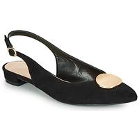 Čevlji  Ženske Balerinke André JACQUOTTE Črna