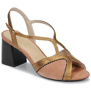 Čevlji  Ženske Sandali & Odprti čevlji André LA MAGICIENNE Rožnata