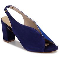 Čevlji  Ženske Sandali & Odprti čevlji André L ILLUSIONISTE Modra
