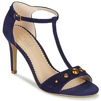 Čevlji  Ženske Sandali & Odprti čevlji André LA DOMPTEUSE Modra