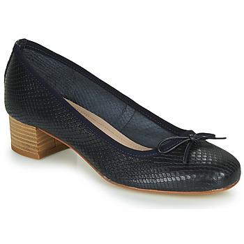Čevlji  Ženske Balerinke André POEME Modra