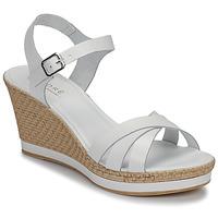 Čevlji  Ženske Sandali & Odprti čevlji André MYRIAM Bela