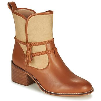 Čevlji  Ženske Gležnjarji André BROOK Kamel