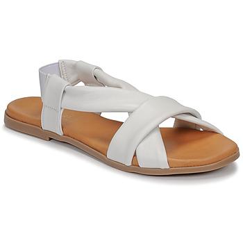 Čevlji  Ženske Sandali & Odprti čevlji André BABACO Bela
