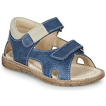 Čevlji  Dečki Sandali & Odprti čevlji Primigi 5410222 Modra / Siva