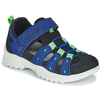 Čevlji  Otroci Športni sandali Primigi 5371822 Modra / Črna