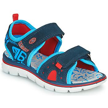 Čevlji  Dečki Sandali & Odprti čevlji Primigi 5392822 Modra / Rdeča