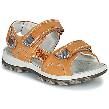 Čevlji  Dečki Sandali & Odprti čevlji Primigi 5391133 Oranžna