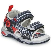 Čevlji  Dečki Sandali & Odprti čevlji Primigi 5450544 Rdeča