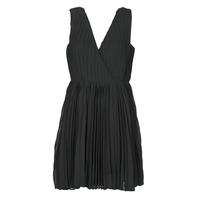 Oblačila Ženske Kratke obleke Moony Mood MINIZIA Črna