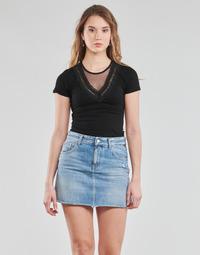 Oblačila Ženske Topi & Bluze Moony Mood DALINA Črna
