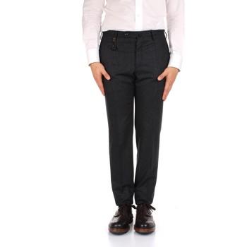 Oblačila Moški Elegantne hlače Incotex 1AT091 1721T Grey