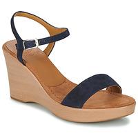 Čevlji  Ženske Sandali & Odprti čevlji Unisa RITA Modra
