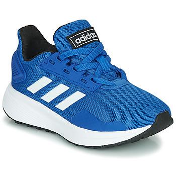 Čevlji  Otroci Nizke superge adidas Originals DURAMO 9 K Modra