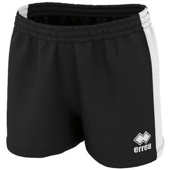 Oblačila Ženske Kratke hlače & Bermuda Errea Short femme  carys 3.0 noir/blanc