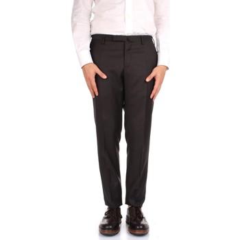 Oblačila Moški Elegantne hlače Incotex 1AT030 1010T Brown