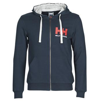 Oblačila Moški Puloverji Helly Hansen HH LOGO Modra