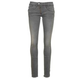 Oblačila Ženske Jeans skinny G-Star Raw LYNN ZIP MID SKINNY Modra