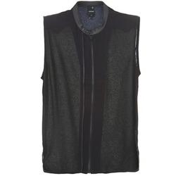 Oblačila Ženske Topi & Bluze G-Star Raw 5620 CUSTOM Črna