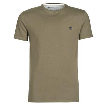 Oblačila Moški Majice s kratkimi rokavi Timberland SS DUNSTAN RIVER CREW TEE Kaki