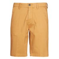 Oblačila Moški Kratke hlače & Bermuda Timberland SQUAM LAKE STRETCH TWILL STRAIGHT CHINO SHORT Bež