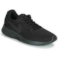 Čevlji  Moški Nizke superge Nike TANJUN Črna