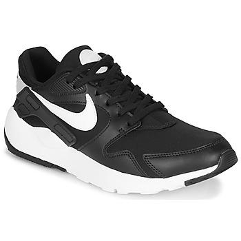 Čevlji  Moški Nizke superge Nike LD VICTORY Črna / Bela