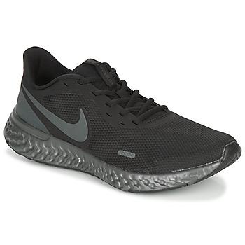 Čevlji  Moški Šport Nike REVOLUTION 5 Črna