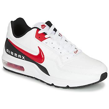 Čevlji  Moški Nizke superge Nike AIR MAX LTD 3 Bela / Črna / Rdeča
