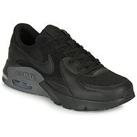 Čevlji  Moški Nizke superge Nike AIR MAX EXCEE Črna