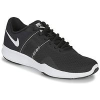 Čevlji  Ženske Šport Nike CITY TRAINER 2 Črna / Bela