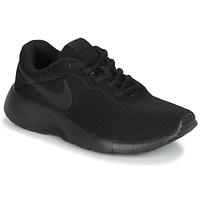 Čevlji  Otroci Nizke superge Nike TANJUN GS Črna
