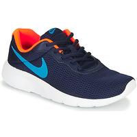 Čevlji  Dečki Nizke superge Nike TANJUN GS Modra