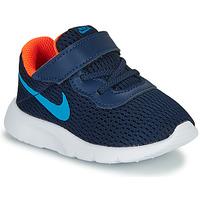 Čevlji  Dečki Nizke superge Nike TANJUN TD Modra