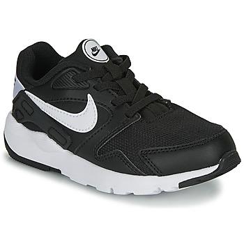 Čevlji  Otroci Nizke superge Nike LD VICTORY PS Črna / Bela