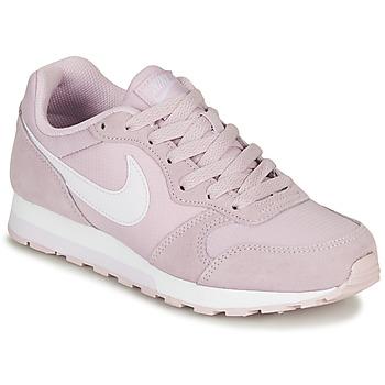 Čevlji  Deklice Nizke superge Nike MD RUNNER 2 PE GS Rožnata