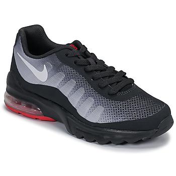 Čevlji  Otroci Nizke superge Nike AIR MAX INVIGOR GS Črna / Rdeča