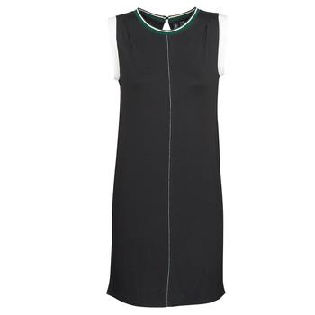 Oblačila Ženske Kratke obleke Volcom IVOL 2 DRESS Črna