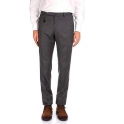 Oblačila Moški Elegantne hlače Incotex 1AT030 1394T Grey