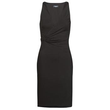 Oblačila Ženske Kratke obleke Marciano MARCEL DRESS Črna