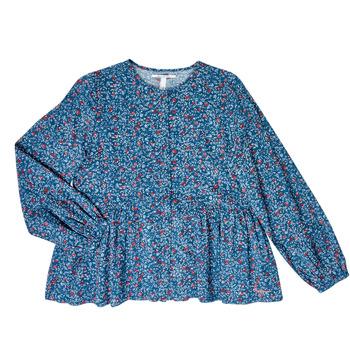 Oblačila Deklice Topi & Bluze Pepe jeans ISA Modra