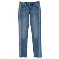 Oblačila Deklice Jeans skinny Guess GABIN Modra